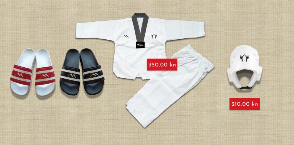 taekwondo klub marjan split webshop